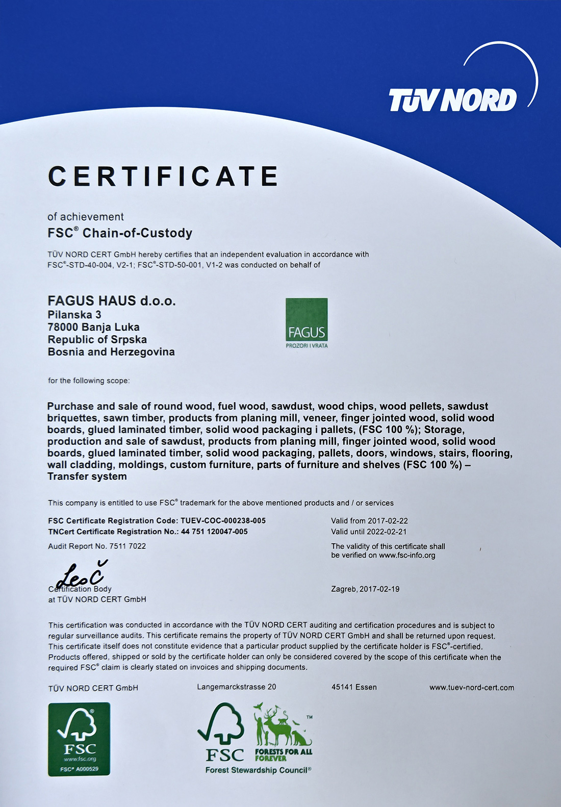 01 fsc chain of custody fh